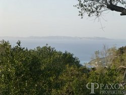 Building Plot for Sale - Magazia Paxos