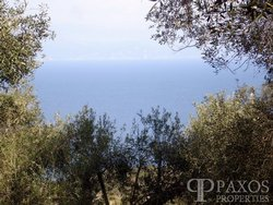 Building Plot for Sale - Gaios Paxos
