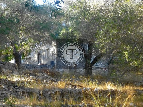 Plot of land  with building permit for Sale -  Paxos Logos