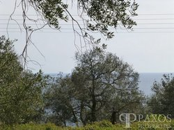 Plot of land  with building permit for Sale -  Paxos Magazia