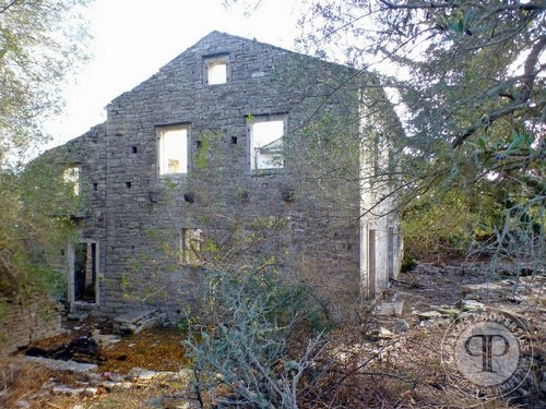 House & Land with building permit for Sale - Magazia Paxos