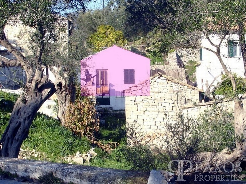 Old House For Sale Code F 69 Bogdanatika Gaios Paxos 90.000u20ac. YouTube ...
